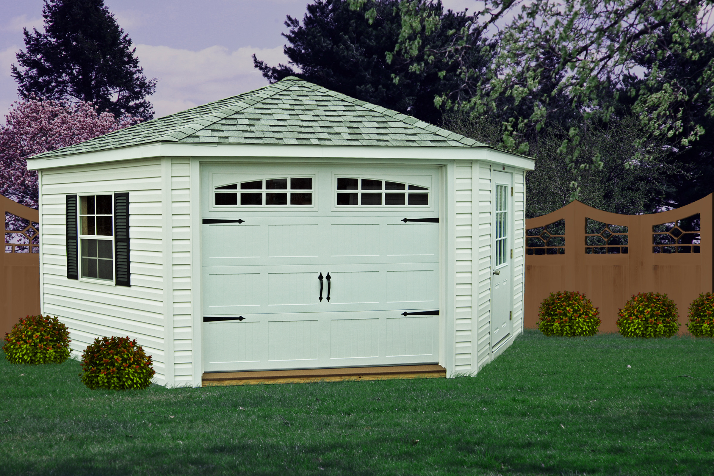 A Corner Garden Shed Will Improve Your Life - Cool Shed Deisgn